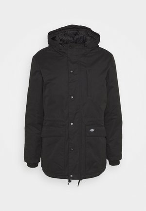 OLLA - Winter coat - black