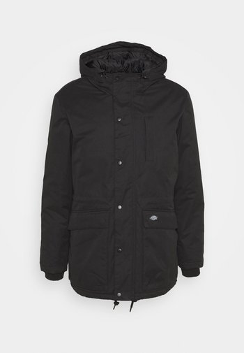 OLLA - Winter coat - black