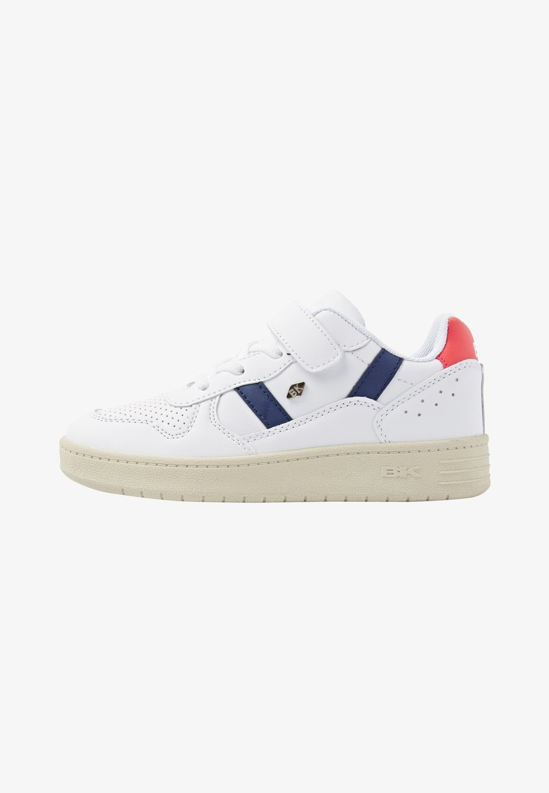 British Knights - Sneakers laag - white/navy/red