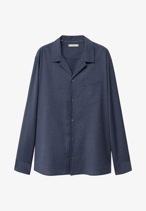 AREDA - Shirt - námořnická modrá
