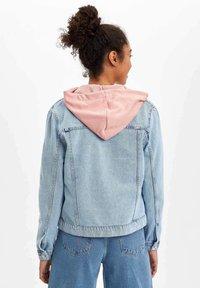 DeFacto - Denim jacket - blue - 2