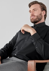 Next - Camicia elegante - black - 2