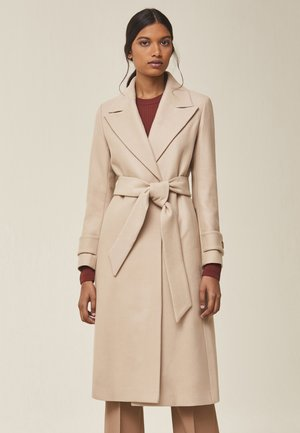 COSY  - Trenchcoat - cedar wood