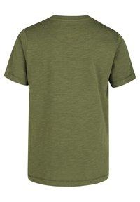 WE Fashion - WE FASHION JONGENS T-SHIRT - T-shirt basic - green - 3