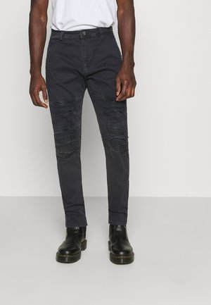 WEAVER - Jeansy Slim Fit - blue denim