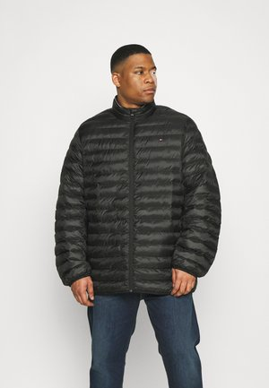 PACKABLE CIRCULAR JACKET - Light jacket - black