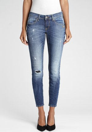 Jeans Skinny Fit - spring vintage wash
