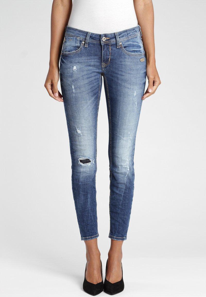 Gang - Jeans Skinny Fit - spring vintage wash