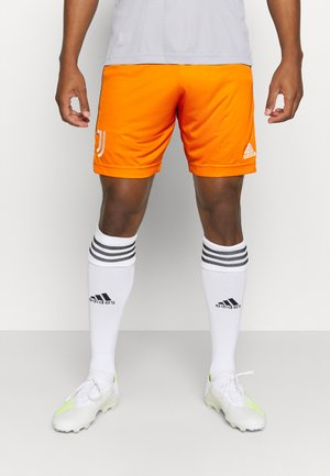 JUVENTUS AEROREADY SPORTS FOOTBALL SHORTS - Pantaloncini sportivi - bahora/black