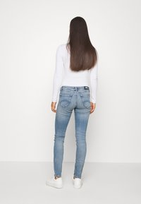 Tommy Jeans - SOPHIE - Jeansy Skinny Fit - razel light blue - 2