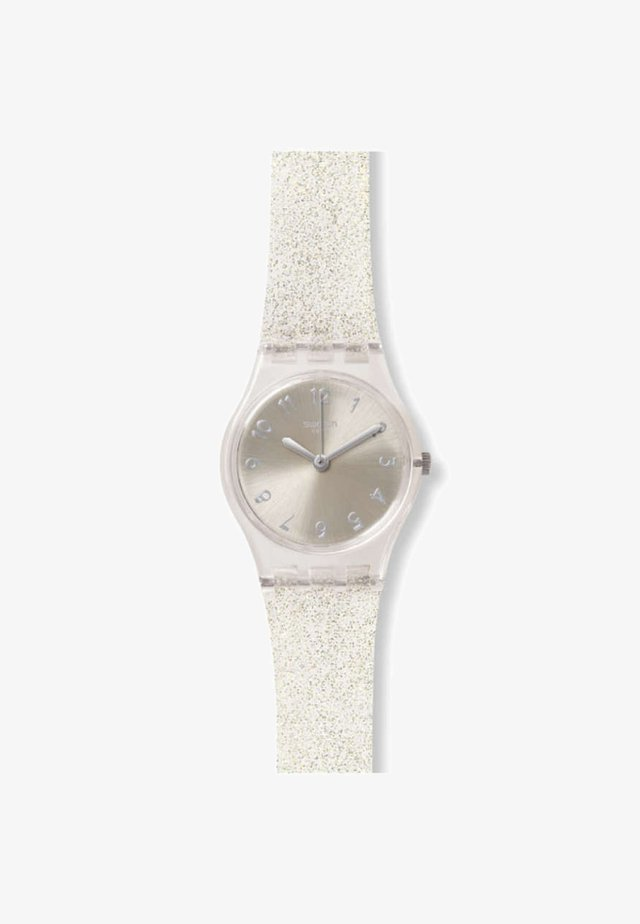 GLISTAR TOO - Watch - transparent