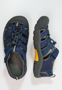 Keen - NEWPORT H2 - Chodecké sandály - blue depth/gargoyle - 1