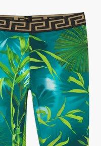 Versace - JUNGLE CAPSULE - Leggings - verde - 3