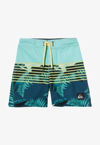 Quiksilver - EVERYDAY LIGHTNING - Swimming shorts - majolica blue - 3