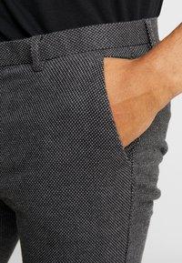 Cinque - CIBRAVO - Kalhoty - dark grey - 3