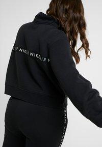 Nike Sportswear - AIR PLUS - Leggings - Trousers - black - 5
