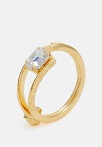 MM6 Maison Margiela - Earrings - yellow gold-coloured - 3