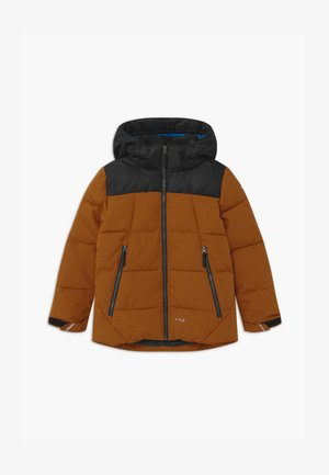 KANE - Winter jacket - cognac