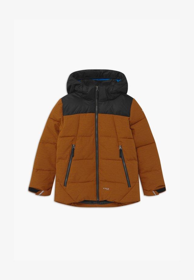 KANE - Winter jacket - cognac
