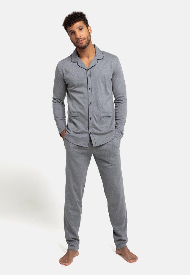 Pyjama - grau