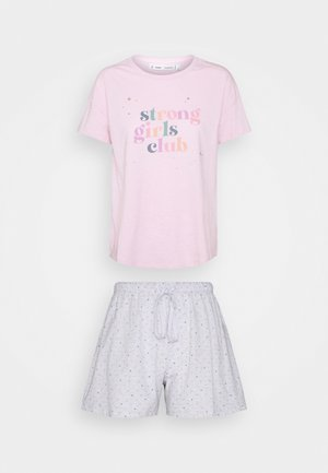 STRONG - Pyjamas - heavenly pink