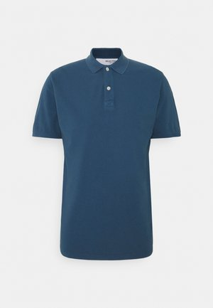 SLHSOHO OVERDYE - Polo shirt - insignia blue