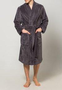 CAWÖ - LAGO  - Dressing gown - anthrazit - 0