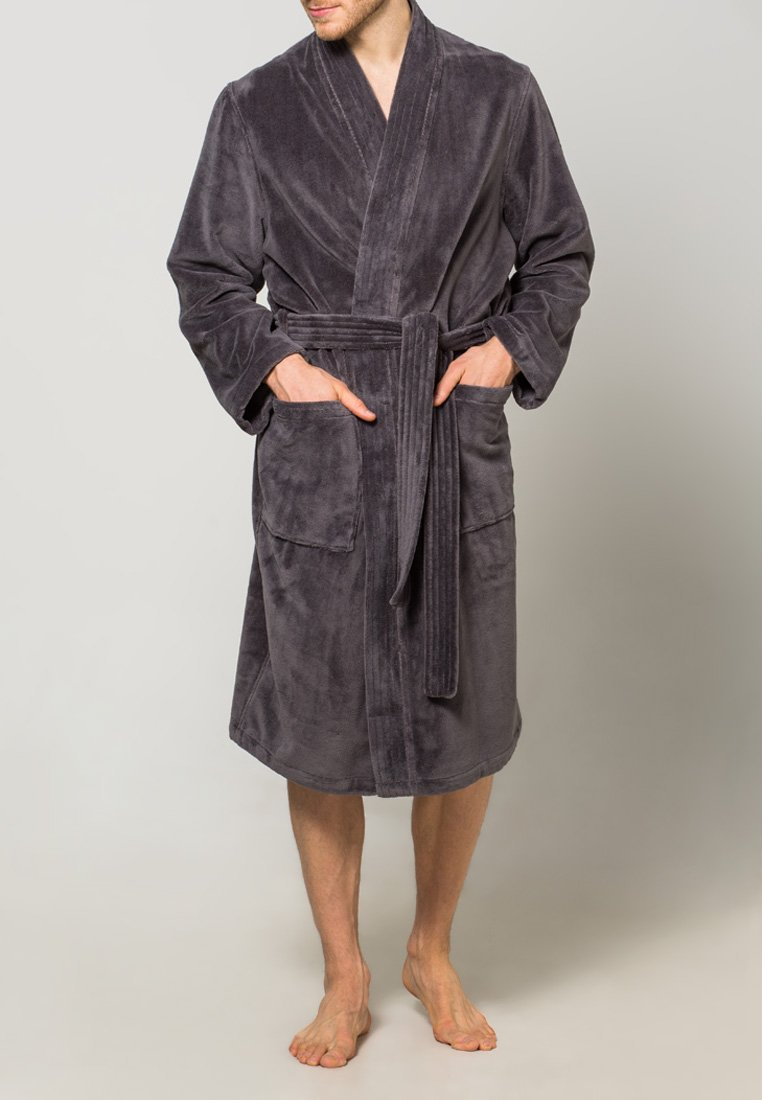 CAWÖ - LAGO  - Dressing gown - anthrazit
