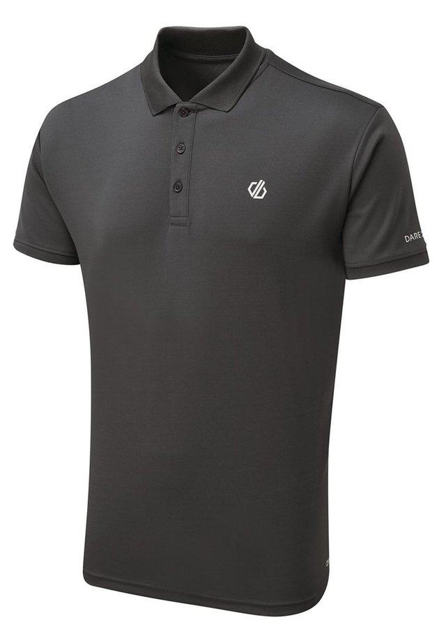 DELINEATE  - Polo shirt - ebony grey