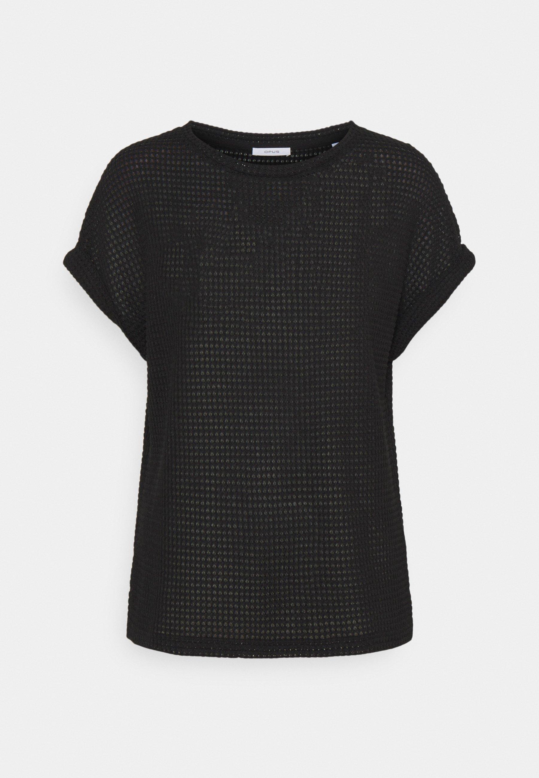 Women GARTENA - Print T-shirt