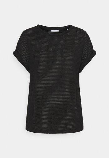 GARTENA - T-shirt print - black