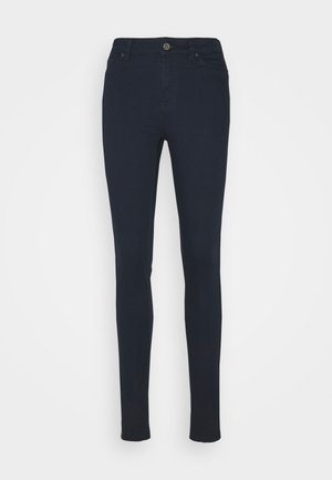 VMHOTSEVEN ZIP PANTS - Trousers - navy blazer