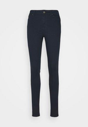 VMHOTSEVEN ZIP PANTS - Kalhoty - navy blazer