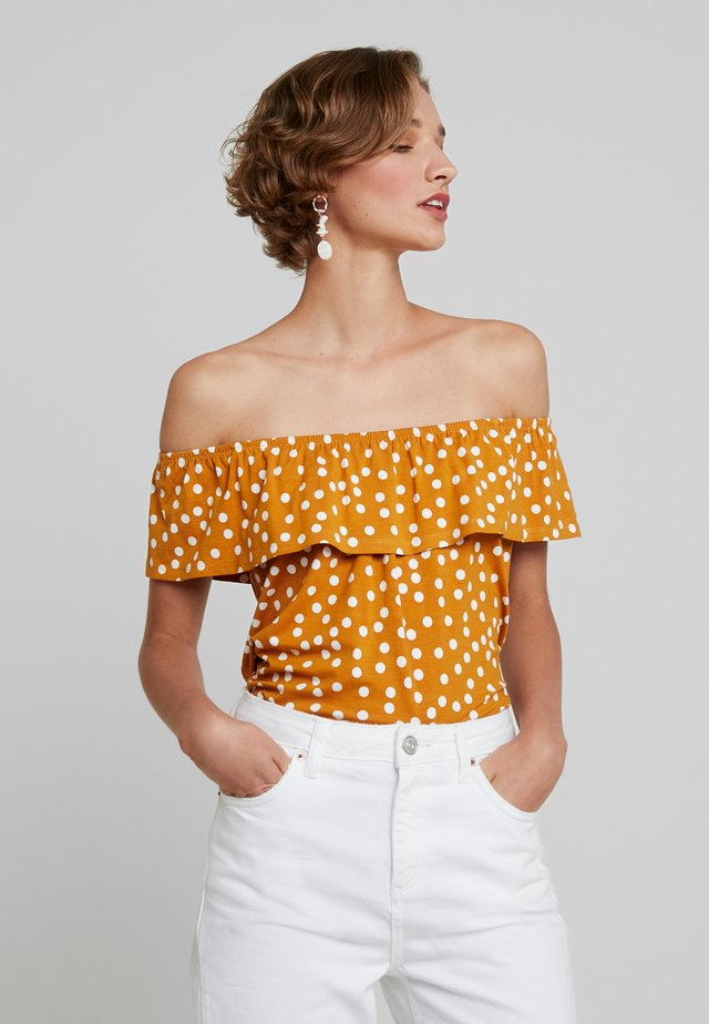 T-Shirt print - sunflower