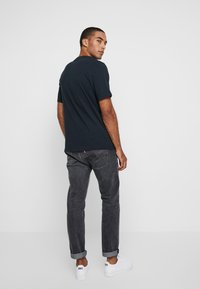 Penfield - ABRAMS - Print T-shirt - black - 2