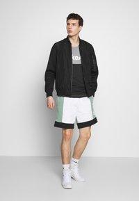Nike Sportswear - AIR TANK - Top - particle grey/white - 1