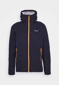 PUEZ - Waterproof jacket - premium navy