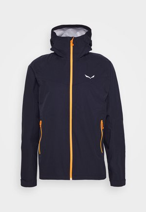 AQUA  - Outdoorjas - premium navy