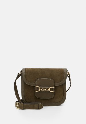 DIANA SMALL - Across body bag - military green