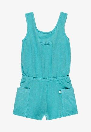 Jumpsuit - turquoise