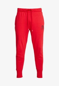 Diesel - UMLB-PETER TROUSERS - Pantalon de survêtement - red - 3