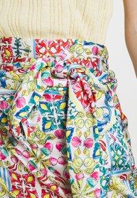Never Fully Dressed - GRAPEFRUIT JASPRE - Wrap skirt - multi - 4