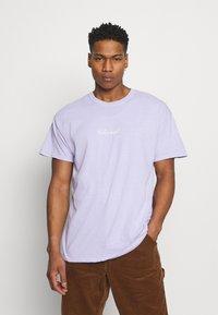 Topman - PARIS TEE - T-shirts print - lilac - 0