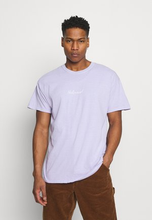 PARIS TEE - Camiseta estampada - lilac