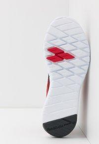 Reebok - MEGA FLEXAGON - Kuntoilukengät - red/grey/white - 4