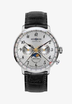 HINDENBURG MONDPHASE  - Chronograph watch - silber