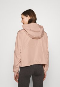 ONLY - ONLCONNIE POCKET ANORAK - Veste coupe-vent - misty rose - 2