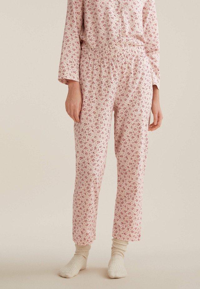 Pantaloni del pigiama - rose