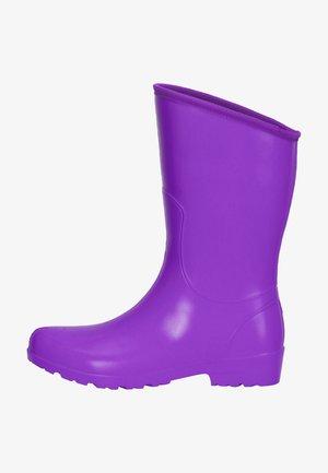 Regenlaarzen - violet