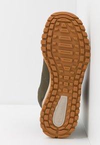 Columbia - FAIRBANKS OMNI-HEAT - Winter boots - nori/canyon gold - 4